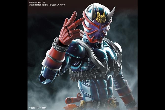 Figure-rise Standard新作!仮面ライダー響鬼が2020年10月に発売!太鼓エフェクトも付属!
