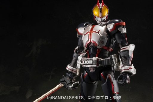 【予約開始】S.I.C仮面ライダーファイスが情報解禁!新デザインで2020年10月発売