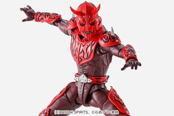 【予約開始】S.H.フィギュアーツ新作!モモタロスが真骨彫製法でリニューアル!2020年10月発売