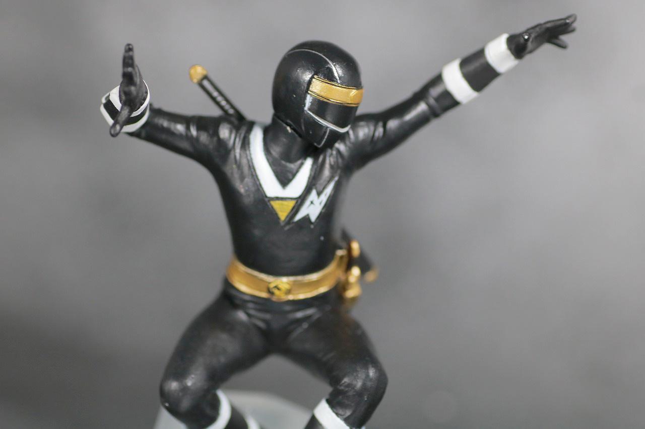 HG 忍者戦隊カクレンジャー レビュー アクション ニンジャブラック