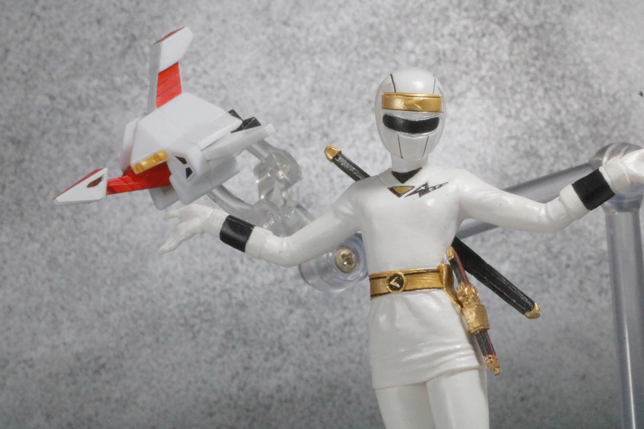 HG 忍者戦隊カクレンジャー レビュー アクション スーパーミニプラ 隠大将軍 ゴッドカーク