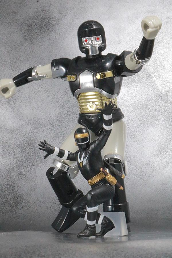 HG 忍者戦隊カクレンジャー レビュー アクション プラデラ 獣将ファイター バトルガンマー