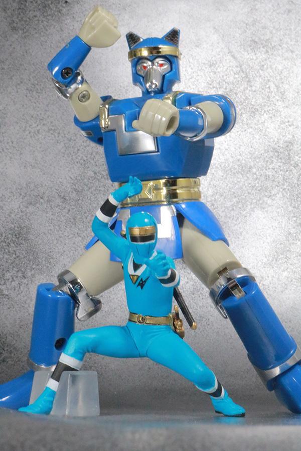HG 忍者戦隊カクレンジャー レビュー アクション プラデラ 獣将ファイター バトルロウガン