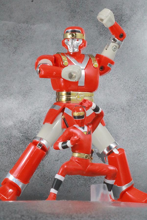 HG 忍者戦隊カクレンジャー レビュー アクション プラデラ 獣将ファイター バトルサルダー