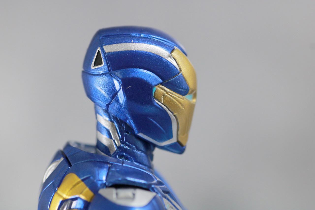 S.H.フィギュアーツ レスキュー・アーマー アベンジャーズ/エンドゲーム レビュー 付属品 マスク
