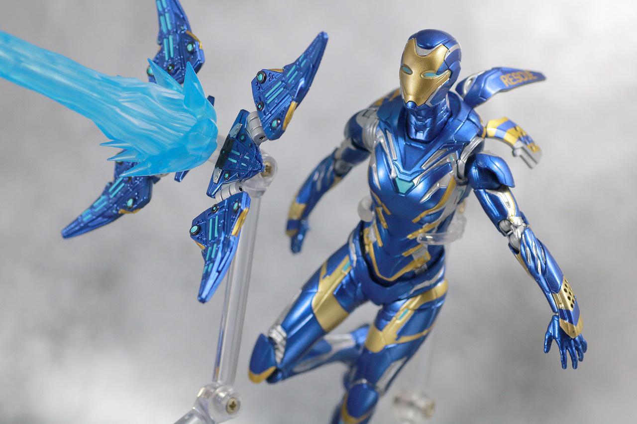 S.H.フィギュアーツ レスキュー・アーマー アベンジャーズ/エンドゲーム レビュー アクション