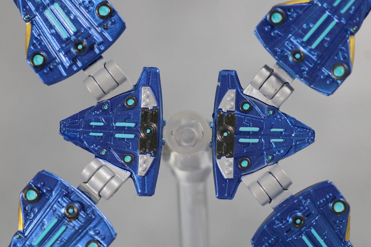 S.H.フィギュアーツ レスキュー・アーマー アベンジャーズ/エンドゲーム レビュー 付属品 ドローンユニット