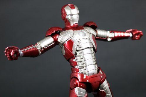 アイアンマン マーク5のコンセプトアートが公開! - 不採用後は別のスーツに