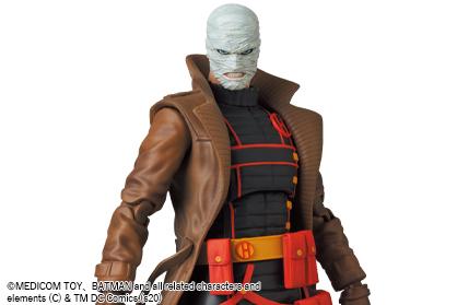 MAFEX新作!バットマンのヴィラン「ハッシュ」が2021年4月に発売!2代目ロビン頭部付き
