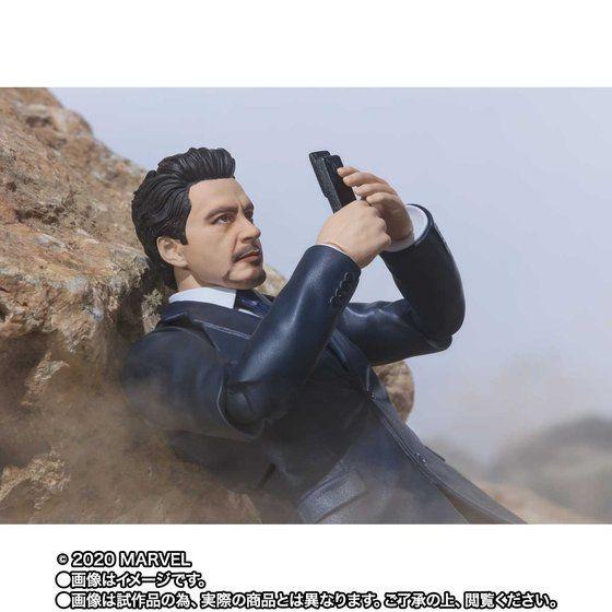 S.H.フィギュアーツ トニー・スターク -《Birth of Iron Man》 EDITION-