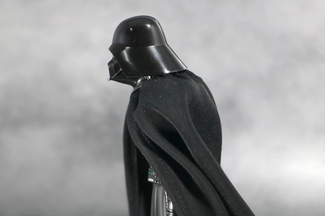 S.H.フィギュアーツ ダースベイダー(Return of Jedi) レビュー 可動範囲
