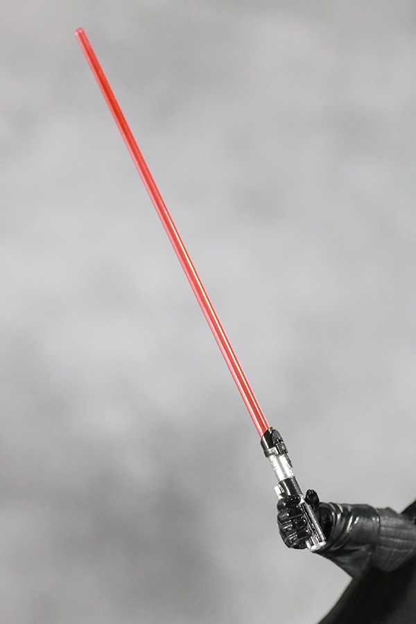 S.H.フィギュアーツ ダースベイダー(Return of Jedi) レビュー 付属品 ライトセイバー