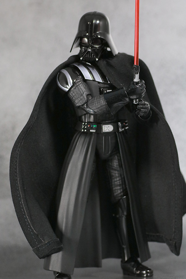 S.H.フィギュアーツ ダースベイダー(Return of Jedi) レビュー アクション