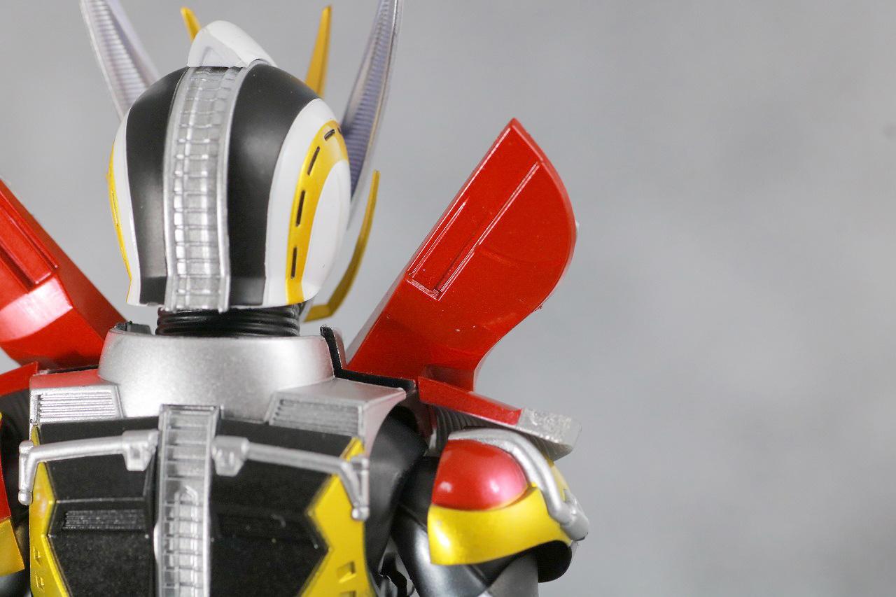 S.H.フィギュアーツ 仮面ライダー電王 ガンフォーム 真骨彫製法 レビュー 全身