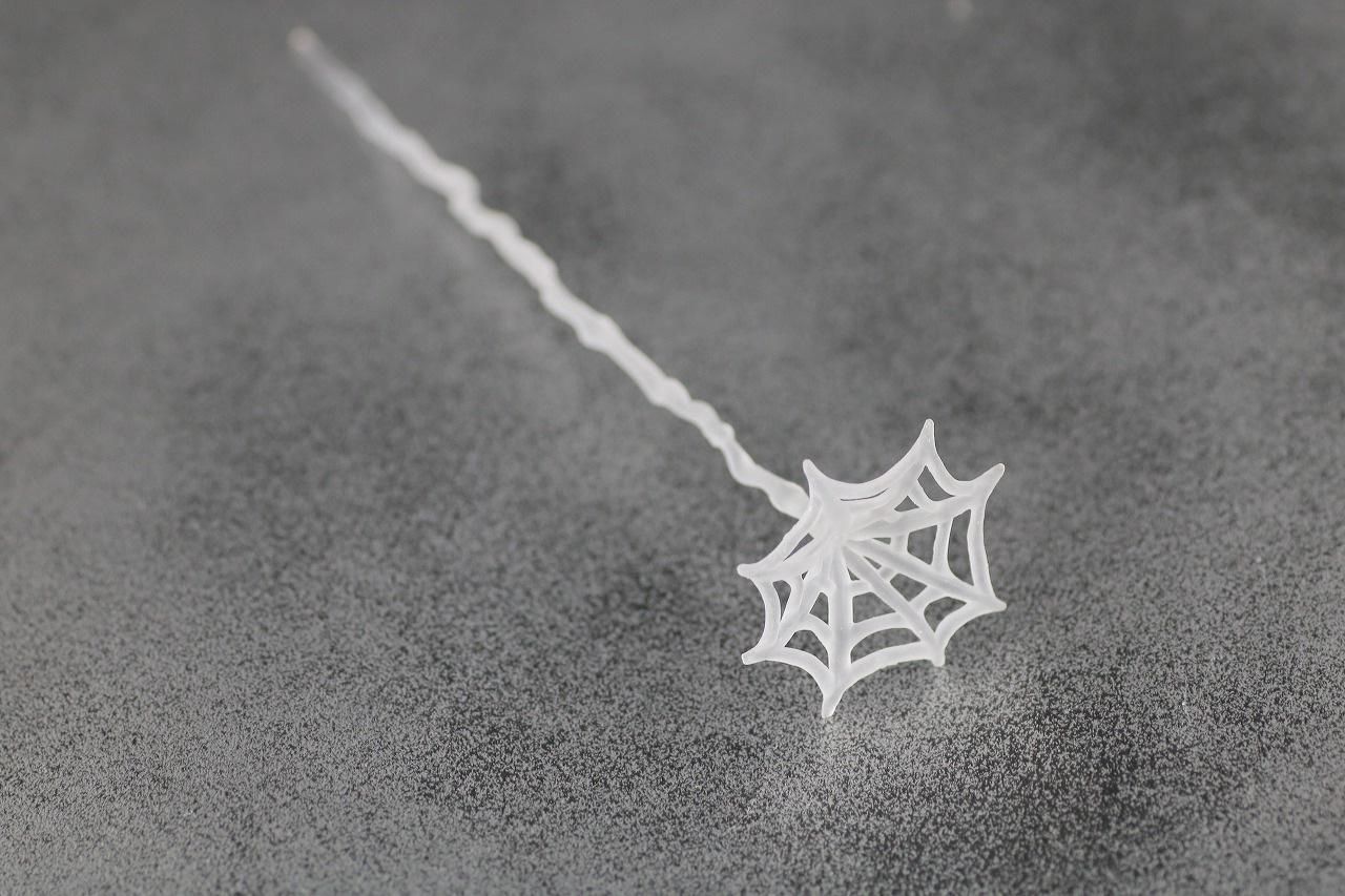 S.H.フィギュアーツ アイアンスパイダー FINAL BATTLE EDITION レビュー 付属品 蜘蛛の巣 スパイダーウェブ