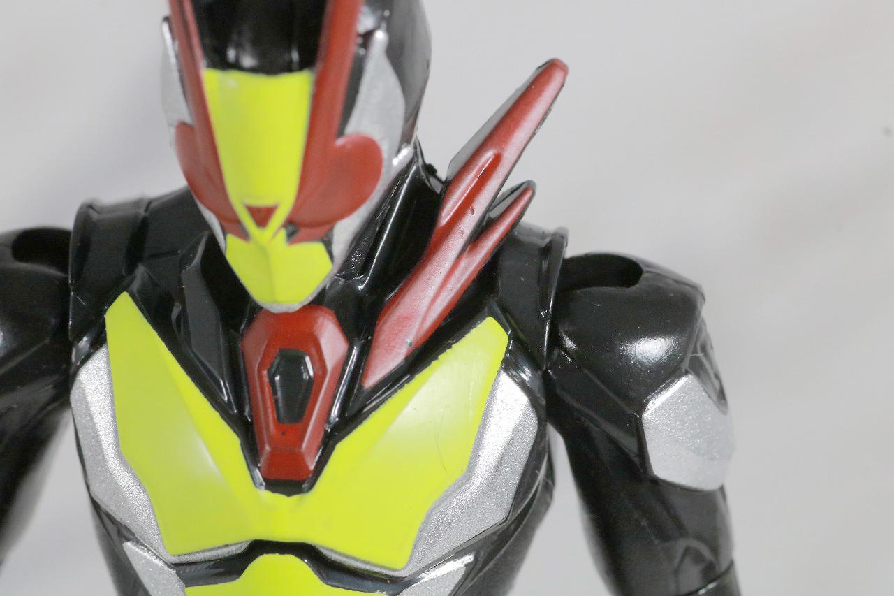 RKF 仮面ライダーゼロツー レビュー 全身