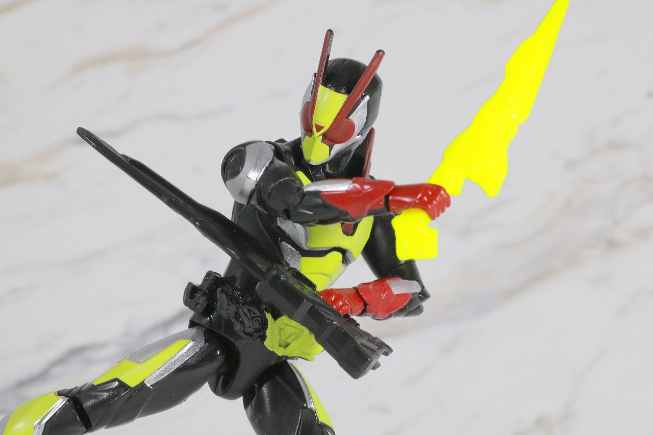 RKF 仮面ライダーゼロツー レビュー アクション