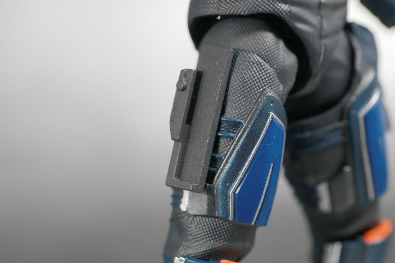 S.H.フィギュアーツ タスクマスター レビュー 付属品 銃 ホルダーパーツ