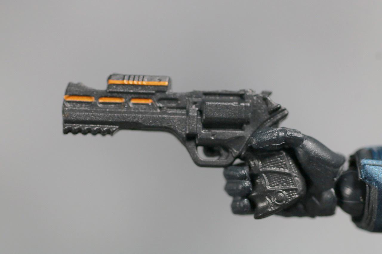 S.H.フィギュアーツ タスクマスター レビュー 付属品 銃