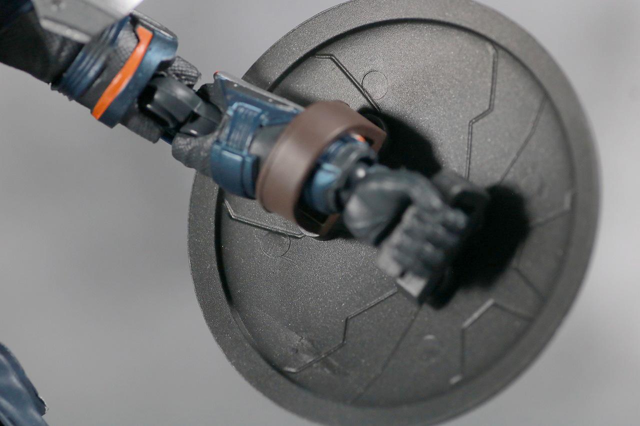 S.H.フィギュアーツ タスクマスター レビュー 付属品 シールド 盾