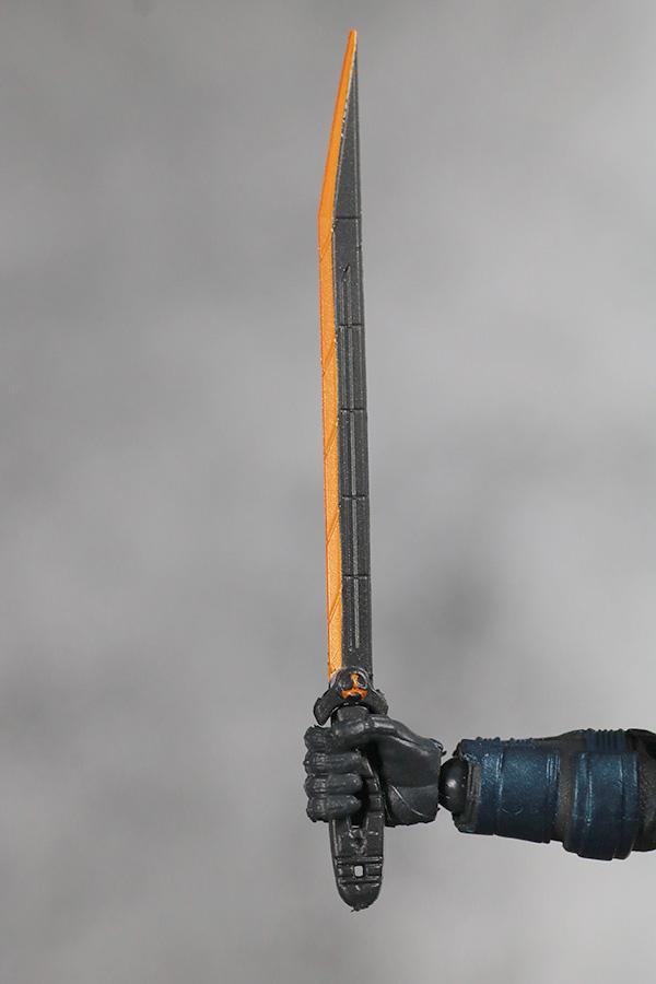 S.H.フィギュアーツ タスクマスター レビュー 付属品 ブレード