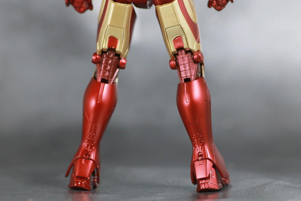S.H.フィギュアーツ アイアンマン マーク3 Birth of Iron Man レビュー 全身