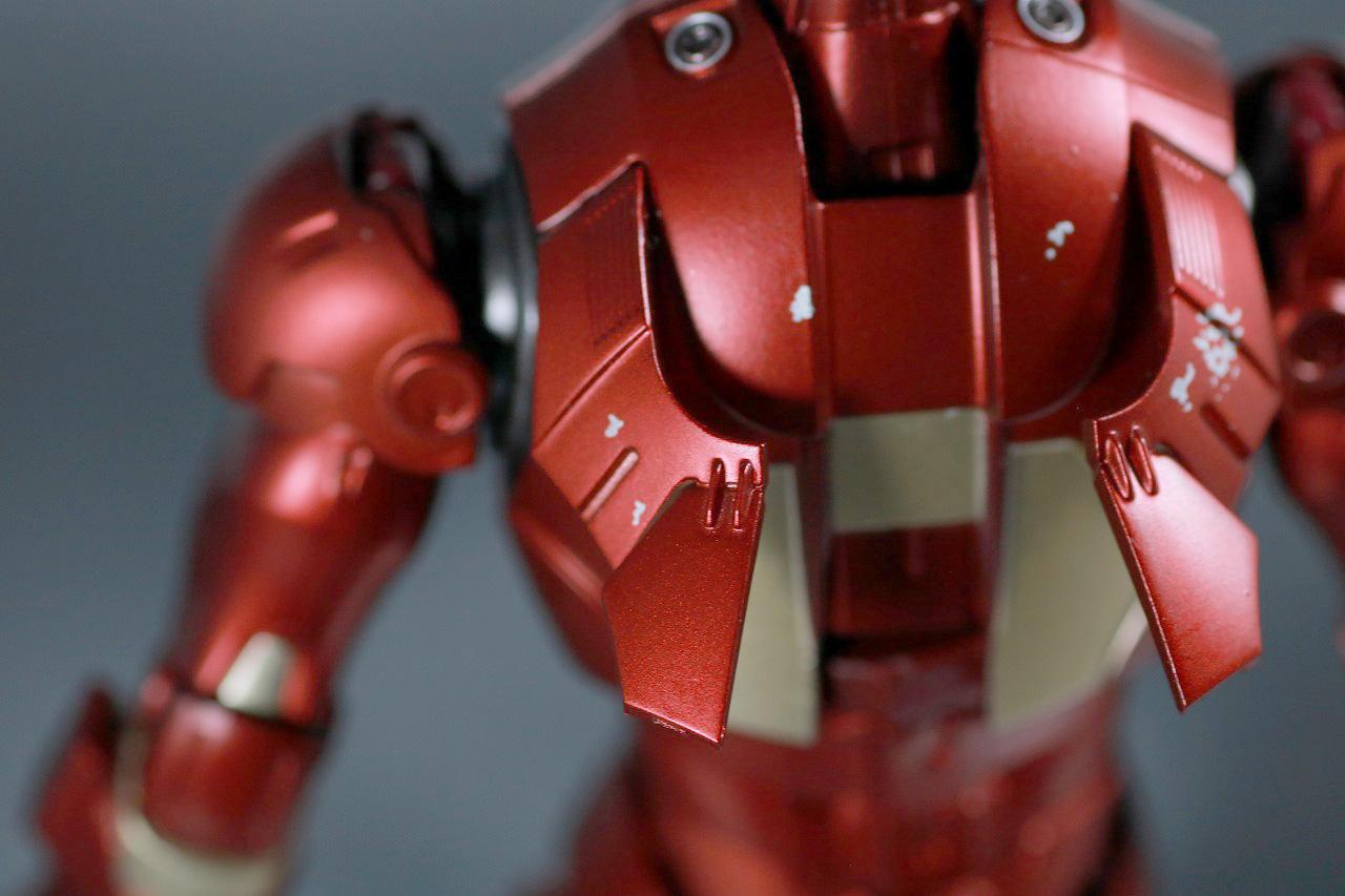S.H.フィギュアーツ アイアンマン マーク3 Birth of Iron Man レビュー 付属品 スラスターパーツ