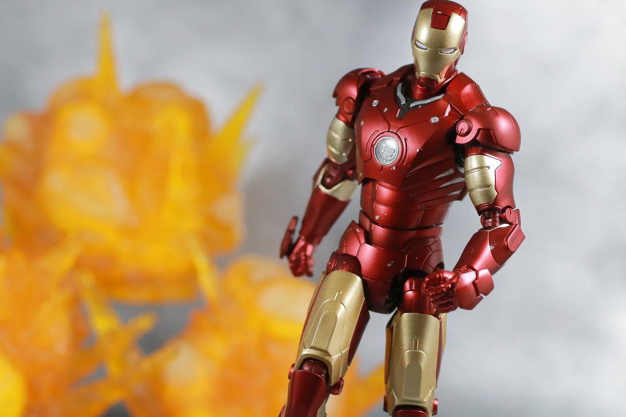 S.H.フィギュアーツ アイアンマン マーク3 Birth of Iron Man レビュー