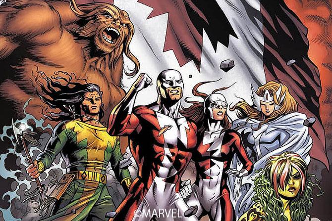マーベル・スタジオ、カナダのヒーローチーム「アルファフライト」の登場を計画中か