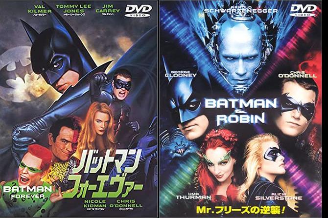 『フラッシュ』、95年版&97年版『バットマン』をスルー? - キートンは再びスーツを着るとの情報も