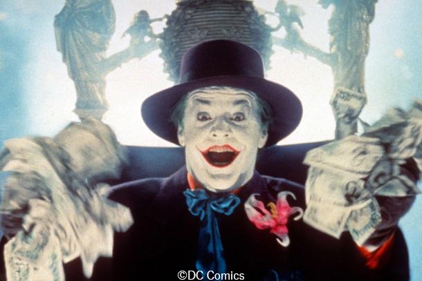 ジャック・ニコルソン、ジョーカーの髪色でティム・バートン監督と揉めていた ー 『明るすぎると思った』