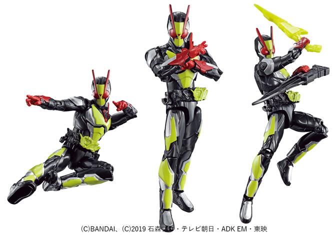 RKF新作!仮面ライダーゼロツ―が2020年6月27日に発売!ゼロワン最強フォームへ!