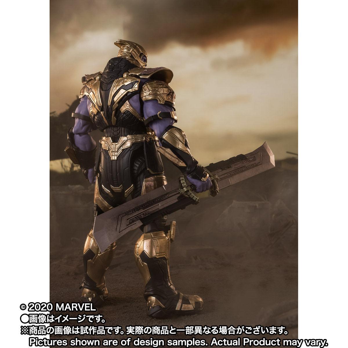 S.H.フィギュアーツ サノス FINAL BATTLE EDITION(アベンジャーズ/エンドゲーム)