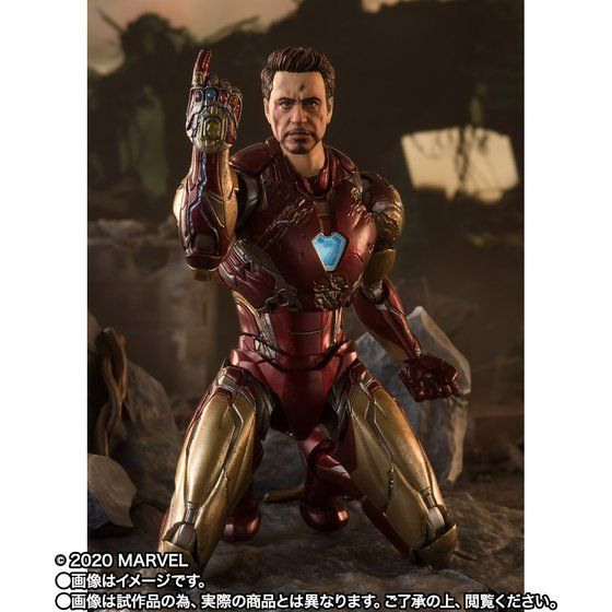 S.H.フィギュアーツ アイアンマン マーク85 I AM IRON MAN EDITION