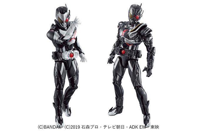 RKF新作!仮面ライダーアークワンが7月4日に発売!上半身換装でアークゼロに!