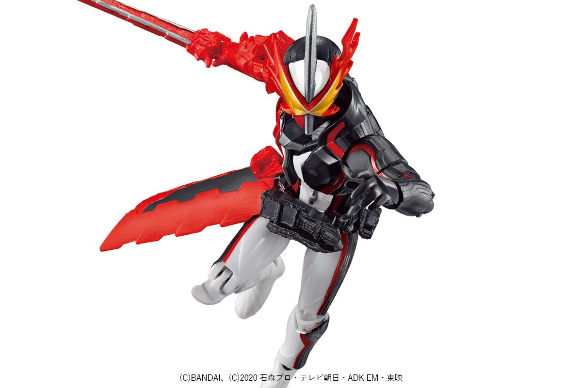 RKF新作!仮面ライダーセイバー ブレイブドラゴンが2020年9月上旬に発売!