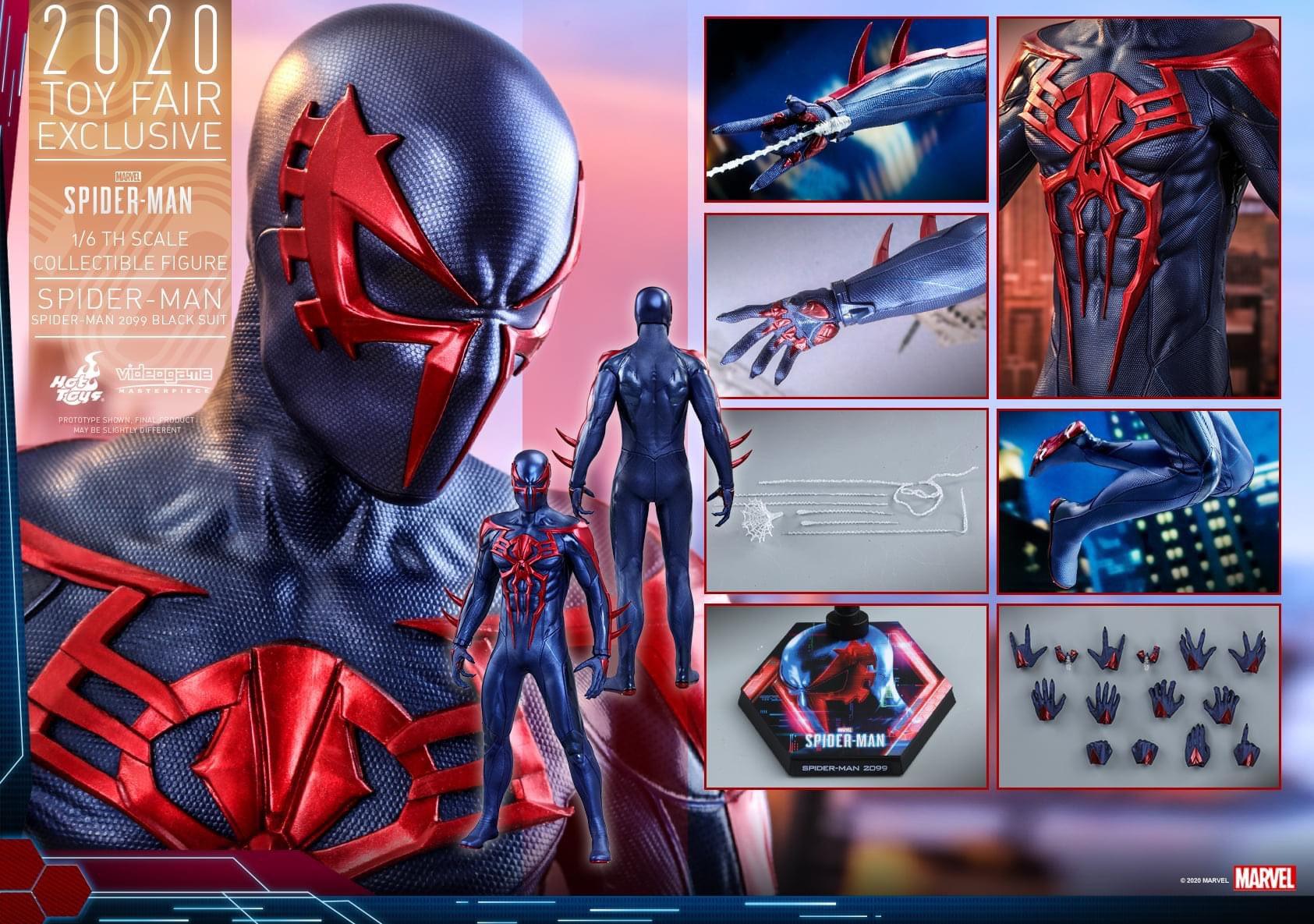 ビデオゲーム・マスターピース スパイダーマン2099