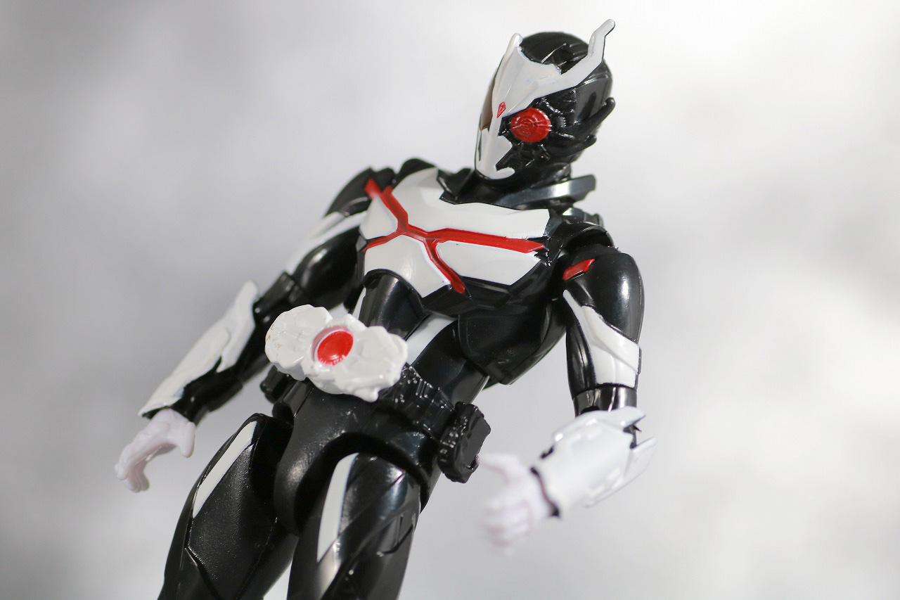 RKF 仮面ライダーアークワン シンギュライズセット レビュー アクション