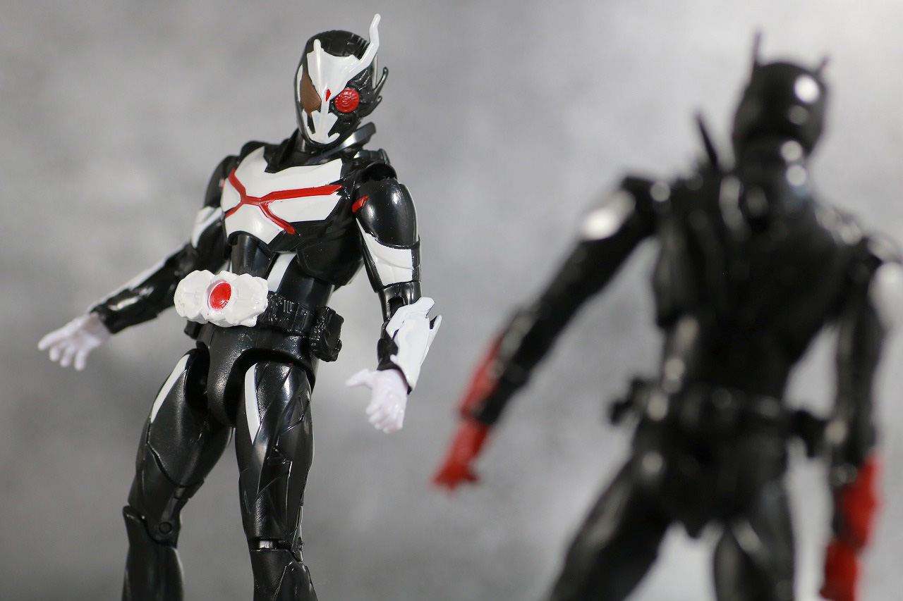 RKF 仮面ライダーアークワン シンギュライズセット レビュー アクション 仮面ライダーゼロツー