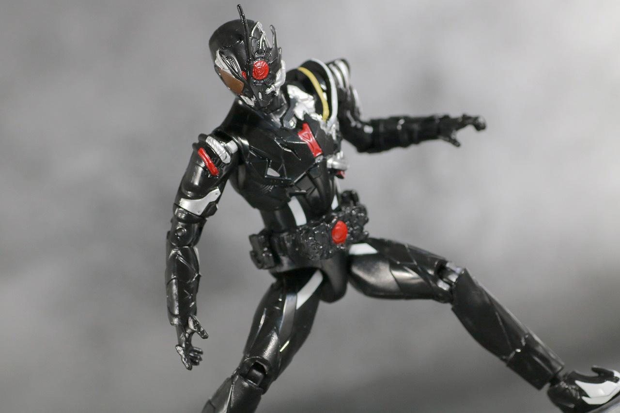 RKF 仮面ライダーアークワン シンギュライズセット アークゼロ レビュー アクション