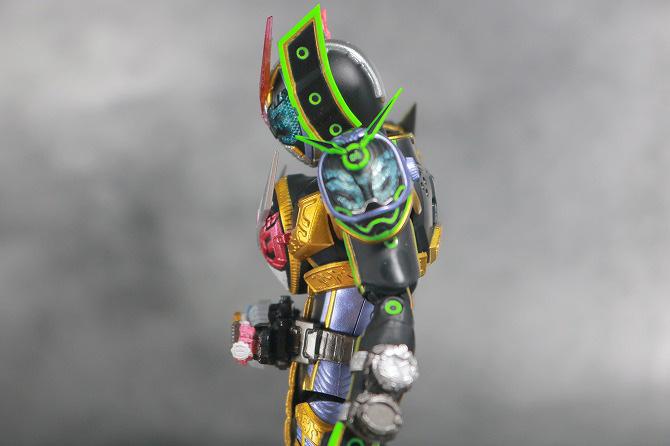 S.H.フィギュアーツ 仮面ライダージオウトリニティ レビュー 可動範囲