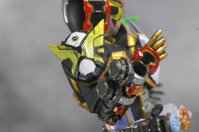 S.H.フィギュアーツ 仮面ライダージオウトリニティ レビュー アクション