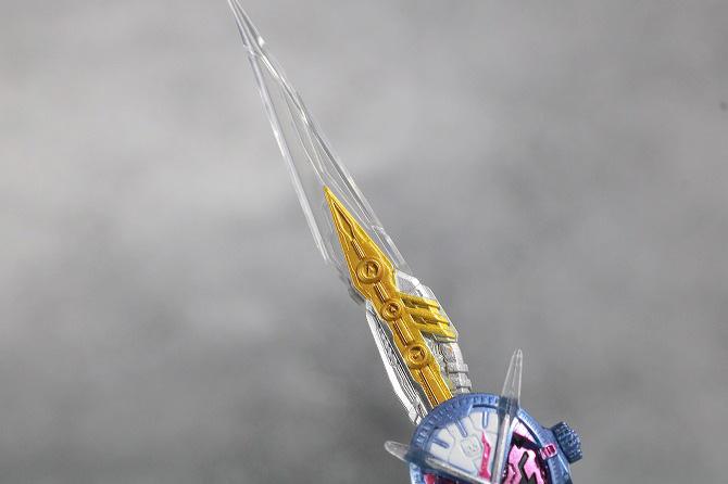 S.H.フィギュアーツ 仮面ライダージオウトリニティ レビュー 付属品 サイキョーギレード