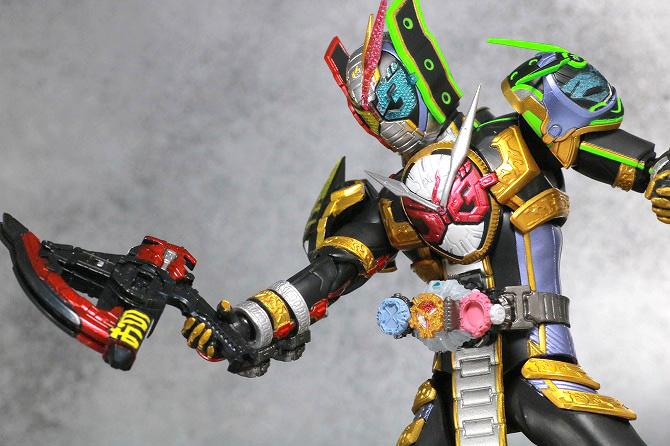 S.H.フィギュアーツ 仮面ライダージオウトリニティ レビュー アクション ジカンザックス