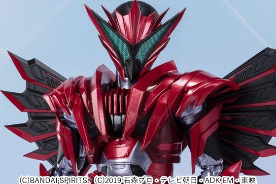 【予約開始】S.H.フィギュアーツ新作!仮面ライダー迅 バーニングファルコンが2021年1月に限定発売!