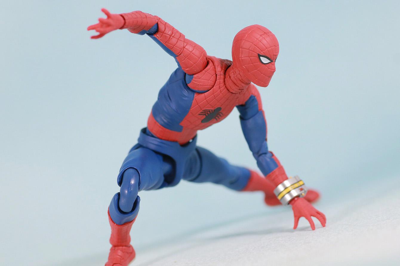S.H.フィギュアーツ スパイダーマン 東映版 レビュー アクション