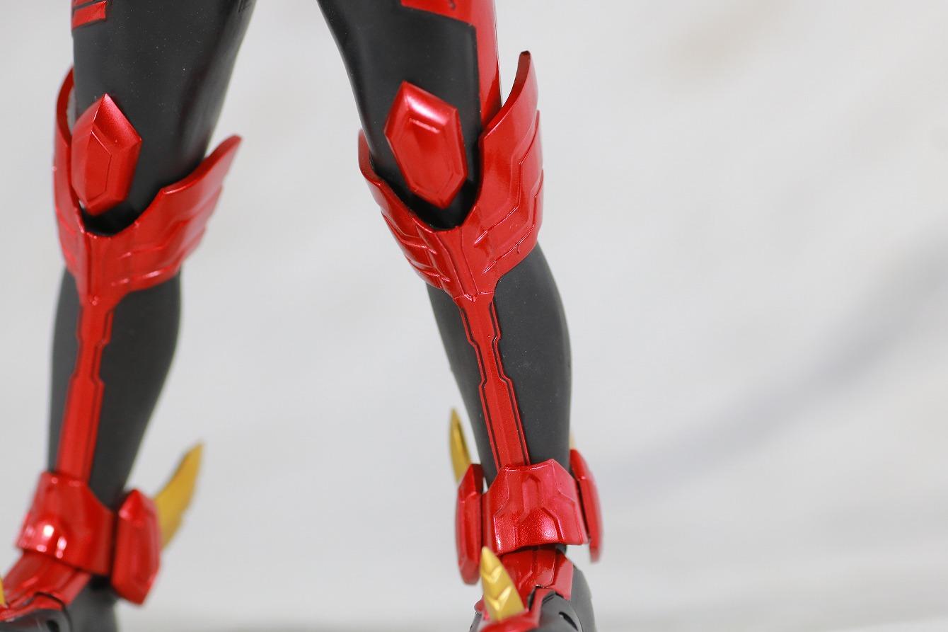 S.H.フィギュアーツ 仮面ライダーオーズ タジャドルコンボ 真骨彫製法 レビュー 全身