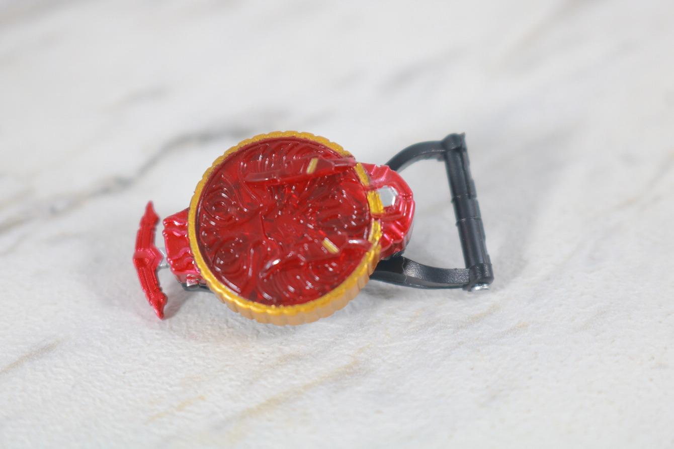 S.H.フィギュアーツ 仮面ライダーオーズ タジャドルコンボ 真骨彫製法 レビュー 付属品 タジャスピナー