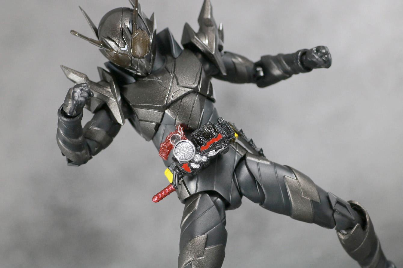 S.H.フィギュアーツ 仮面ライダーメタルビルド レビュー