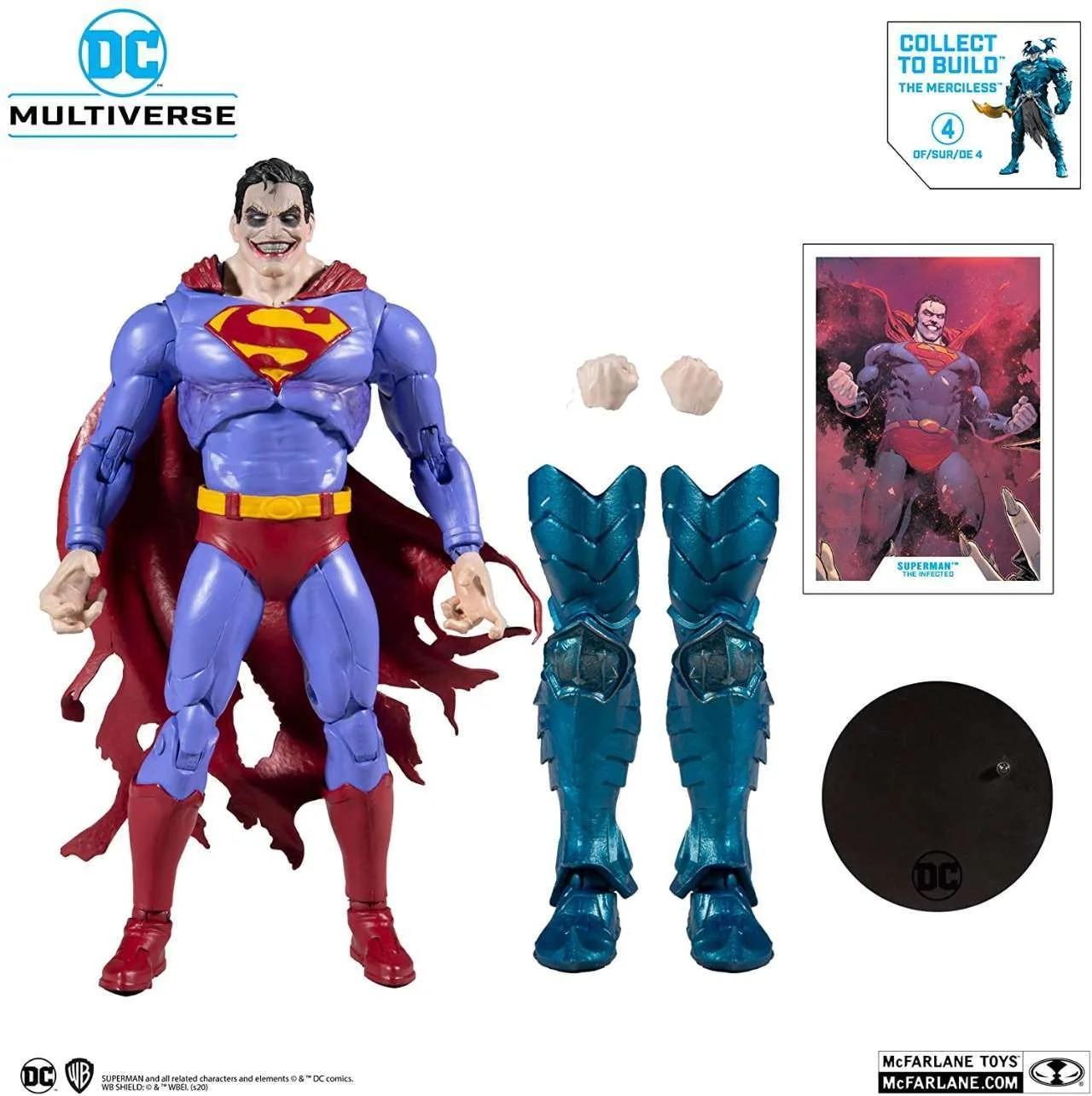 DCマルチバース インフェクティッドスーパーマン